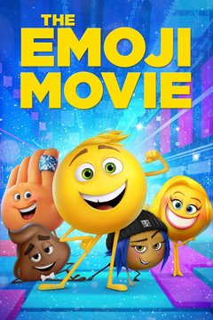 poster image for The Emoji Movie