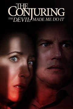 poster image for The Conjuring: The Devil Made Me Do It