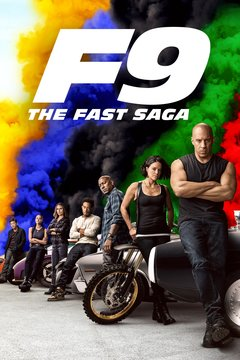 poster image for F9 The Fast Saga