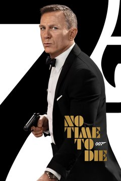 poster image for No Time to Die