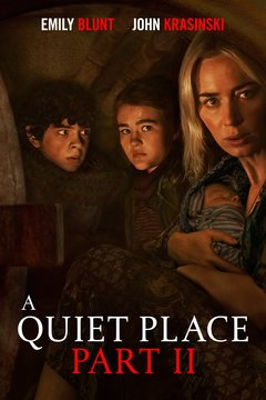 poster image for A Quiet Place Part II