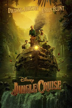 poster image for Jungle Cruise