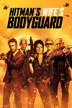 poster image for The Hitman's Wife's Bodyguard