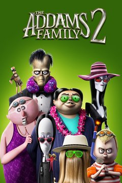 poster image for The Addams Family 2