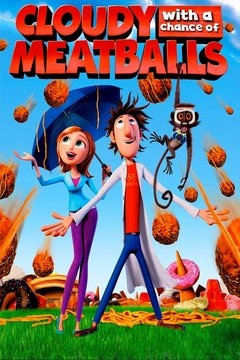 poster image for Cloudy With a Chance of Meatballs