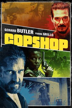poster image for Copshop