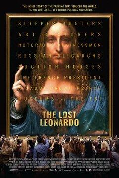 poster image for The Lost Leonardo