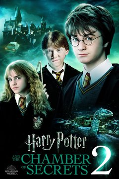 poster image for Harry Potter and the Chamber of Secrets